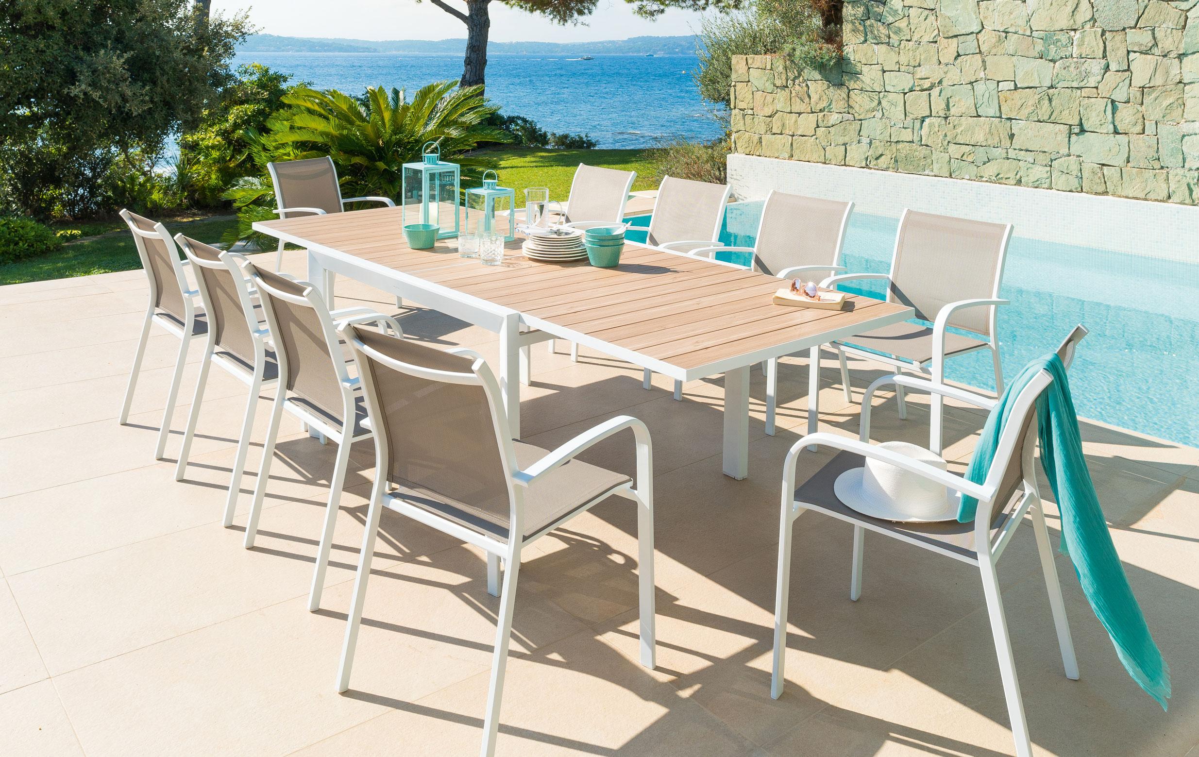 JJA | Hespéride: Garden furniture
